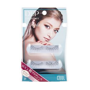 D-UP Eyelash ROLA Collection 04 Cool 2 pairs