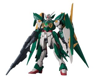BANDAI MG 1/100 Gundam Fenice Rinascita Gundam Build Fighters Try