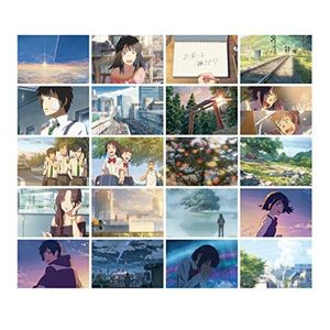 Your Name (Kimi no Na wa) Postcard Book