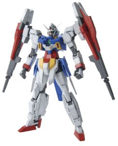 BANDAI Gundam AGE-2 Double Bullet Model MG 1/100 AGE-2DB