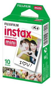 FUJIFILM Instax Mini Instant Film 10 Sheets