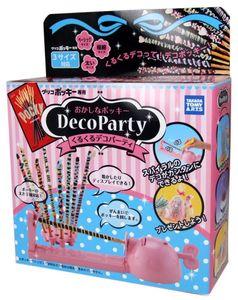 TAKARA TOMY DecoParty Pocky Decorating Kit Strawberry