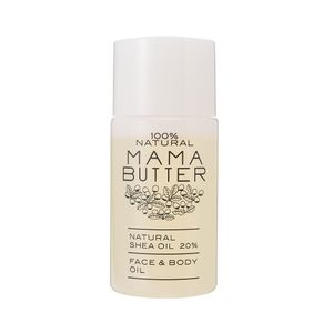 MAMA BUTTER Natural Shea Butter Face & Body Oil 80ml