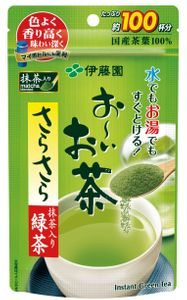 ITOEN Oi Ocha Green Tea powder Macha blend 80g