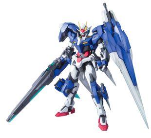 BANDAI MG 1/100 00 Gundam Seven Sword/G