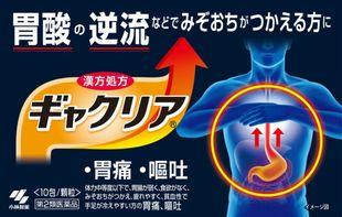 KOBAYASHI Gyakuria 10 packs