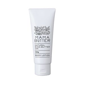MAMA BUTTER Natural Shea Butter Body Lotion 140g