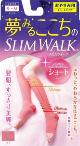 SLIM WALK Pink S-M