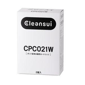 MITSUBISHI RAYON Cleansui Water Purifier Pot Replacement Cartridge CPC021W
