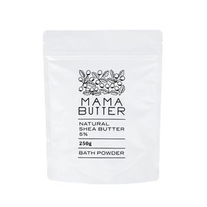MAMA BUTTER Natural Bath Powder 250g