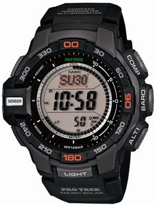 CASIO Pro Trek Triple Sensor Tough Solar PRG-270-1JF