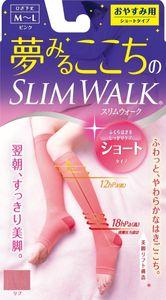 SLIM WALK Pink M-L