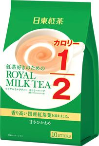 NITTOH TEA  Royal Milk Tea Calorie Half 10 sticks*6 bags