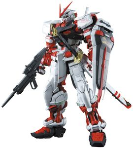 BANDAI 1/60 Mobile Suit Gundam SEED ASTRAYS - PG MBF-P02 Gundam Astray Red Frame