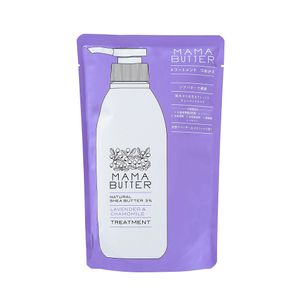 MAMA BUTTER Natural Shea Butter Treatment Lavender & Chamomile Refill 350ml