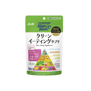 ASAHI Slim Up Slim Clean Eating Supplement 90 tablets