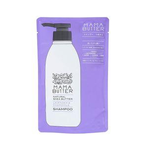 MAMA BUTTER Natural Shea Butter Shampoo Lavender & Chamomile Refill 350ml