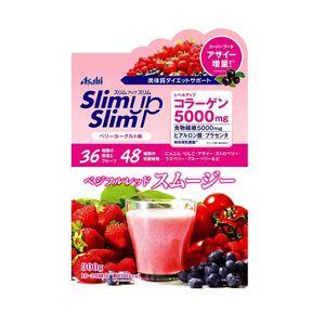 ASAHI Slim Up Slim Vege-ful Red Smoothie Berry Yogurt 300g