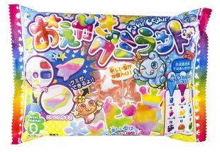 Kracie OEKAKI GUMMY LAND 10 packs
