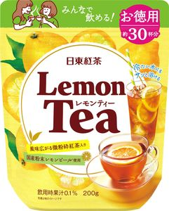 NITTOH TEA  Instant Lemon Tea 200g*4 bags