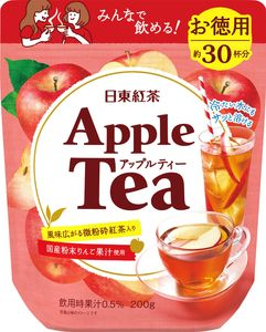 NITTOH TEA  Instant Apple Tea 200g*4 bags