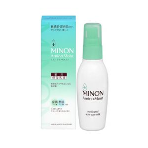 MINON Amino Moist Medicated Acne Care Milk 100g
