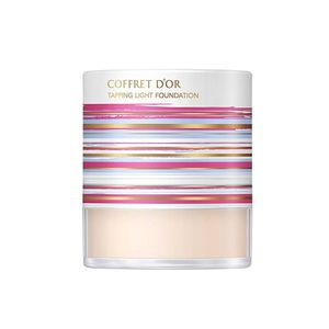 Kanebo COFFRET D'OR Tapping Light Foundation 3.3g 2 colors