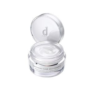 SHISEIDO d program Whitening Clear Jelly Essence 60g