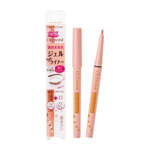 CEZANNE Gel Eyeliner 50 Pink Beige 0.1g