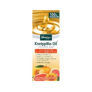 Kneipp Japan KneippBio Oil 100ml