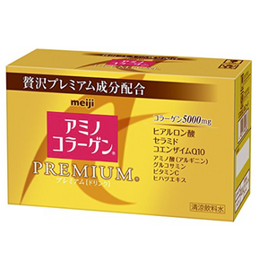 Meiji Amino Collagen Premium drink 50ml x 10 bottels