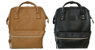 Anello Leather Rucksack Backpack AT-B1511