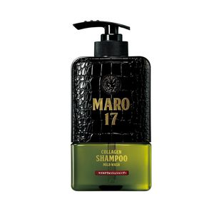 MARO17 Collagen Shampoo Mild Wash 350ml sensitive scalp shampoo