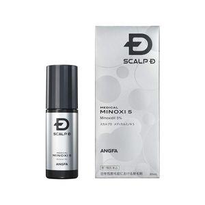 ANGFA Scalp D Medical MINOXI 5 60ml Minoxidil 5% hair growth agent