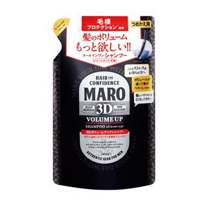 MARO 3D volume up shampoo EX Refill 380ml