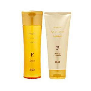 003 NUMBER THREE MurieM Gold F Shampoo 250ml and Treatment 200g set