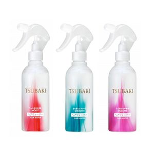 SHISEIDO TSUBAKI Hair Water 200ml 3 types