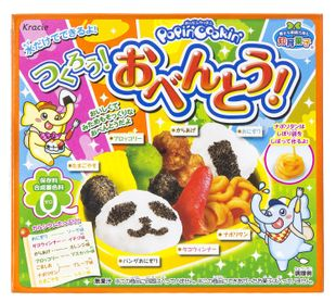 Kracie Poppin Cookin Happy Kitchen 5boxes Bento