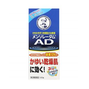 ROHTO Mentholatum AD Dry Itchy Skin Relief Lotion 120g