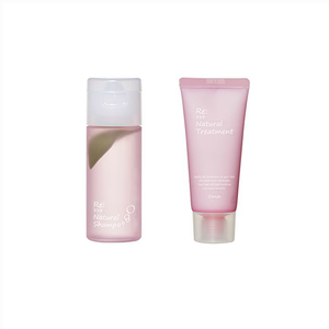 ADJUVANT Re: natural Shampoo and treatment mini set
