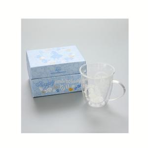 Afternoon tea disney collection alice double wall mug