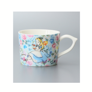 Afternoon tea disney collection alice Flower mugcup