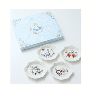 Afternoon tea disney collection alice mini plate