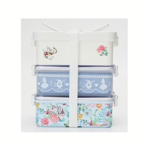Afternoon tea disney collection alice square lunch box