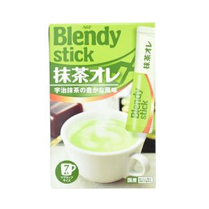 AGF Blendy Stick -matcha au lait- 7sticks