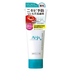 Cleansing Research AHA+ Medicated Acne Cleansing Wash 100g