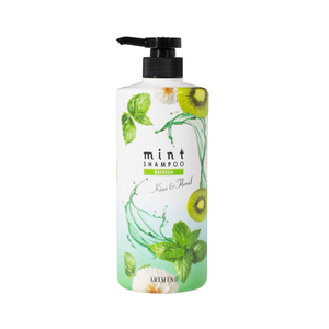 ARIMINO SHERPA Mint Shampoo Refresh 600ml