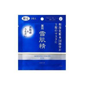 KOSE Sekkisei Mask 15ml 1 sheet [Limited Quantity]