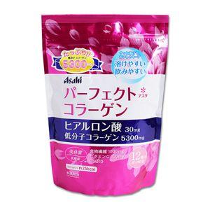 ASAHI Perfect Asta Collagen Powder Refill Pack 218g