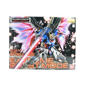 BANDAI Destiny Gundam Extreme Blast Mode Master Grade Model 1/100 ZGMF-X42S